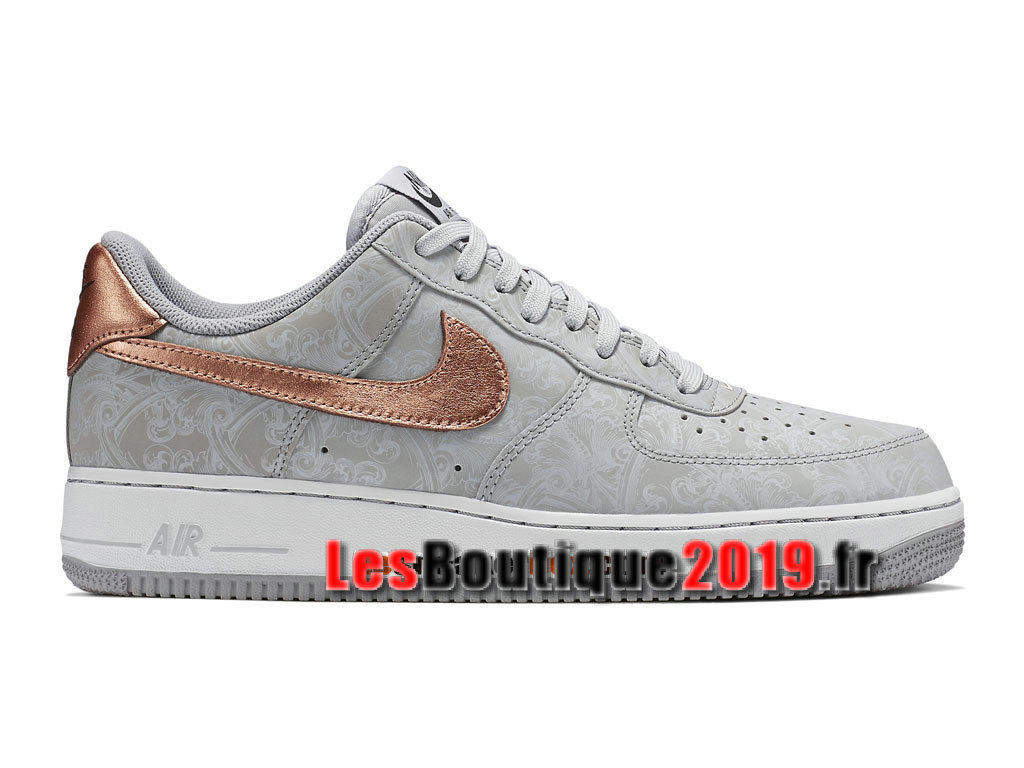 new style 8da54 51149 Nike Air Force 1 07 LV8 Low Men´s Nike BasketBall Shoes Gery Gold 718152