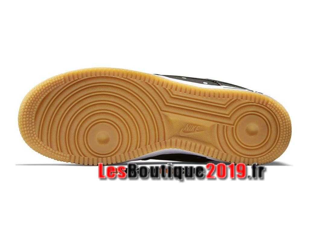 best website 311b6 2299d ... Nike Air Force 1 07 LV8 Low Men´s Nike BasketBall Shoes Black White  718152 ...