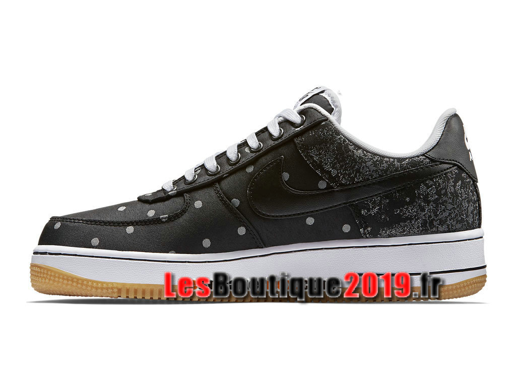 848cff291e1 ... Nike Air Force 1 07 LV8 Low Men´s Nike BasketBall Shoes Black White  718152 ...