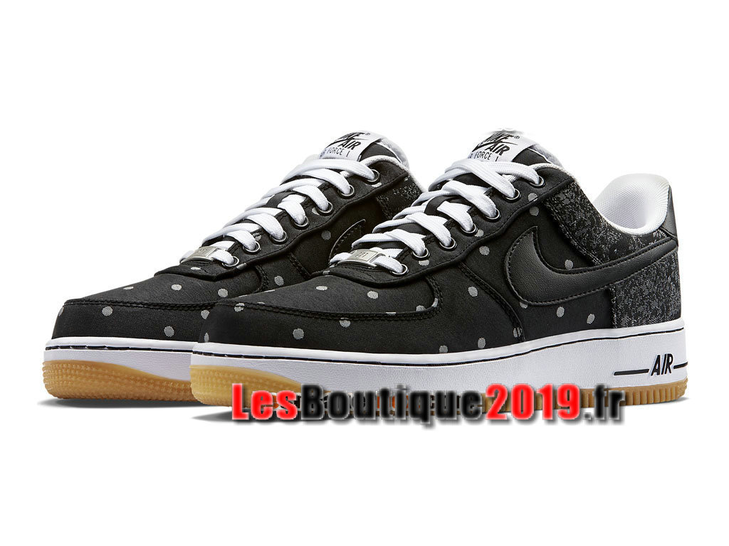 sale retailer 2bcd5 97d83 ... Nike Air Force 1 07 LV8 Low Men´s Nike BasketBall Shoes Black White  718152