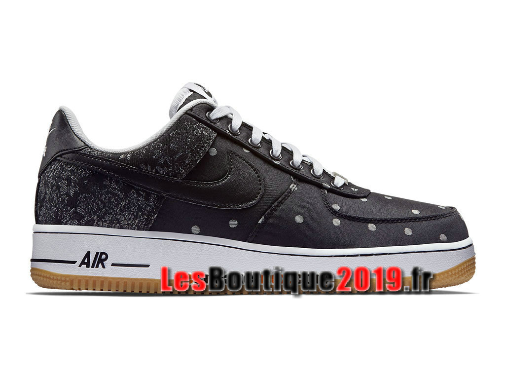 premium selection dad2b cfa5e Nike Air Force 1 07 LV8 Low Men´s Nike BasketBall Shoes Black White 718152  ...
