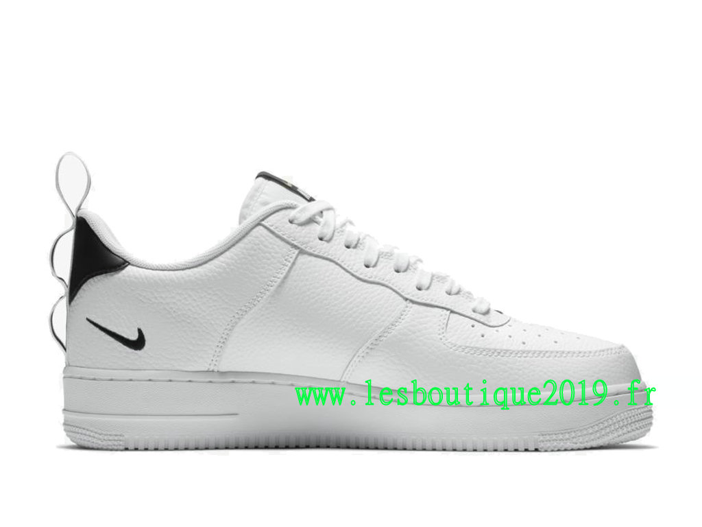 cc62c0d85cc ... Nike Air Force 1 ´07 LV8 Utility White Black Men´s Nike Sneaker Shoes  ...