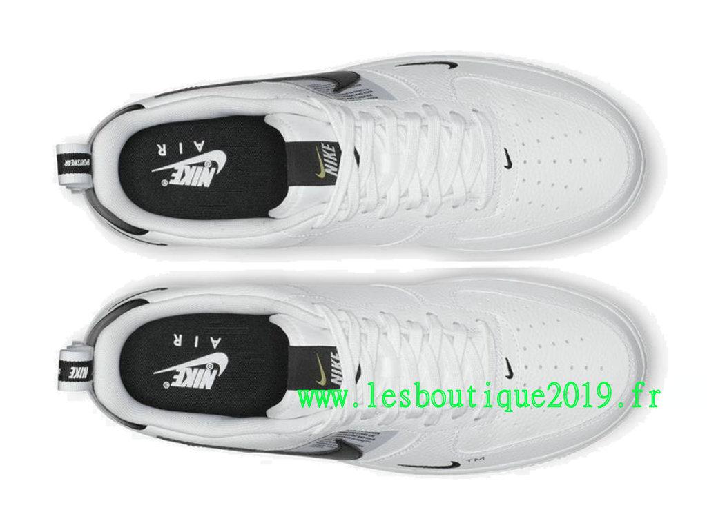 Nike Air Force 1 ´07 LV8 Utility Blanc Noir Chaussures Nike Sneaker Pas Cher Pour HoAJ7747 100 1811141046 Achetez de Chaussure de Baskets ! Nike