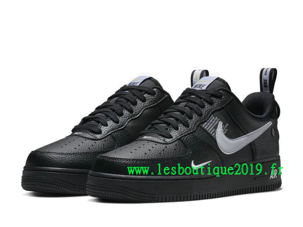 mieux aimé 3b34e 6302c Nike Air Force 1 ´07 LV8 Utility Black White Men´s Nike Sneaker Shoes  AJ7747-001 - 1811141045 - Buy Sneaker Shoes! Nike online!