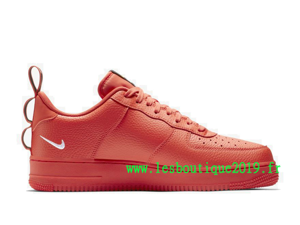 sale retailer d44d1 df5f8 ... Nike Air Force 1 ´07 LV8 Utility Red White Men´s Nike Sneaker Shoes ...
