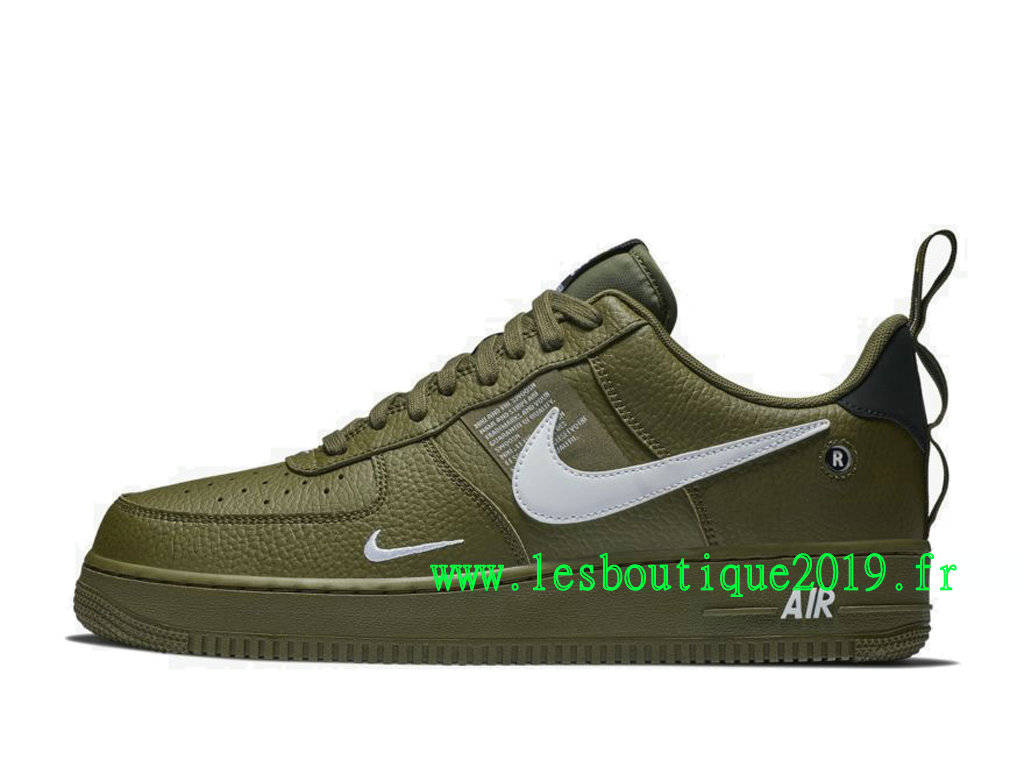 chaussures de séparation 409c7 49f02 Nike Air Force 1 ´07 LV8 Utility Green White Men´s Nike Sneaker Shoes  AJ7747-300 - 1811141047 - Buy Sneaker Shoes! Nike online!