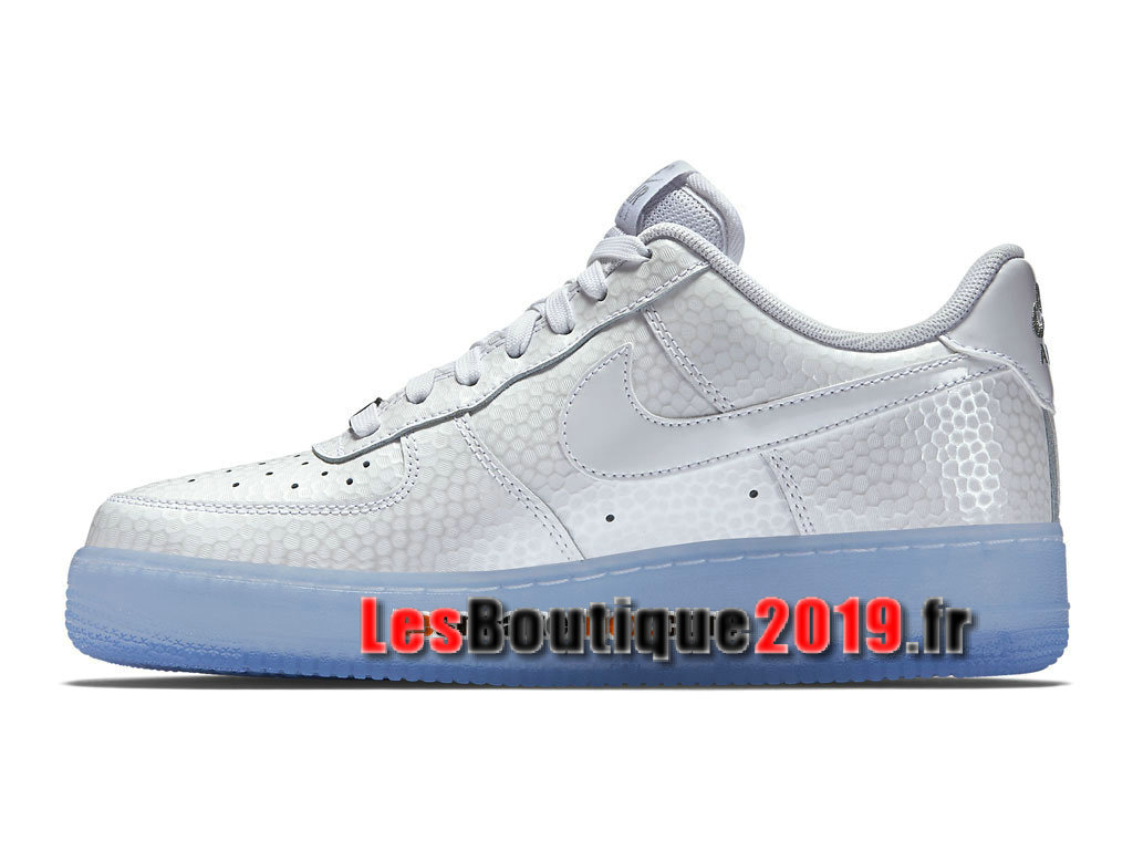 Nike Air Force 1 07 Premium Low Chaussures Nike Running Pas Cher Pour Homme Blanc 616725-103H