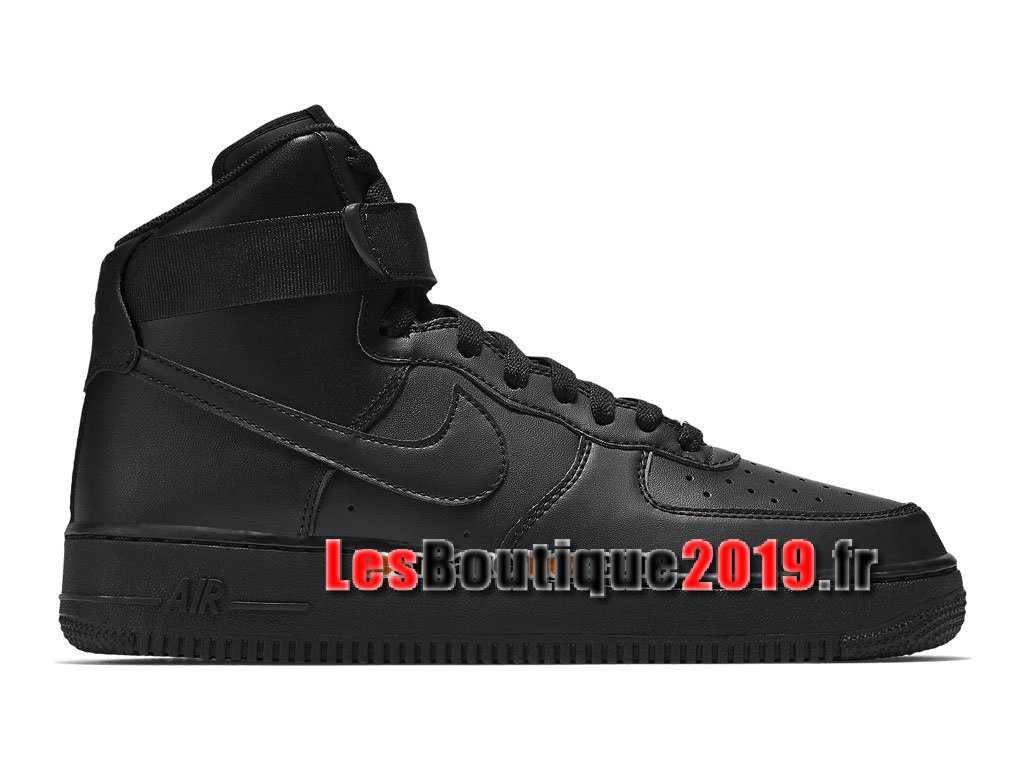 Nike Air Force 1 High 07 Chaussures Nike Sportswear Pas Cher Pour Homme Noir 315121-032