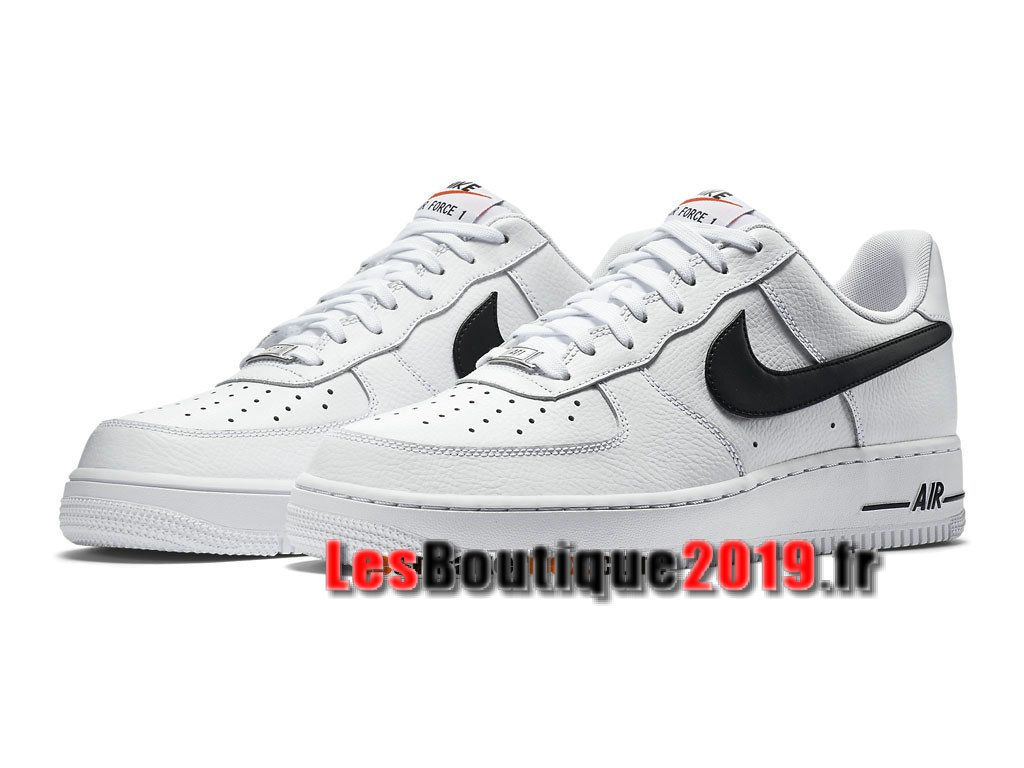 plus récent 36555 1c259 Nike Air Force 1 Low Men´s Nike Sportswear Shoes White Black 488298-158 -  1809030669 - Buy Sneaker Shoes! Nike online!
