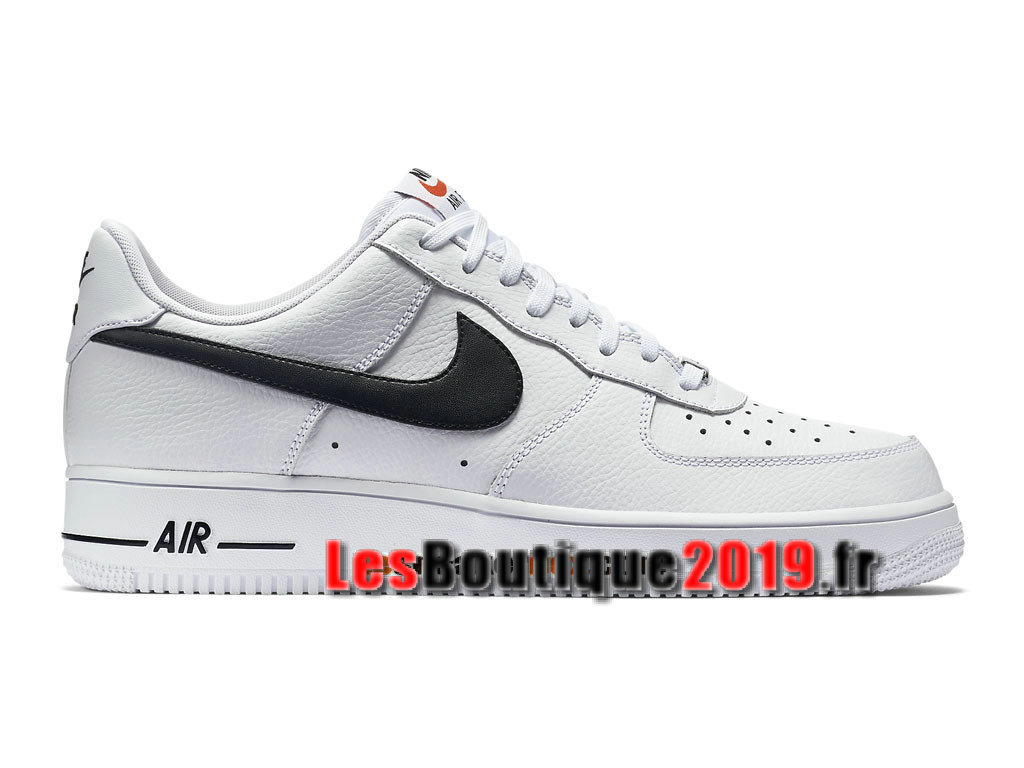 c6abfb285ac Nike Air Force 1 Low Men´s Nike Sportswear Shoes White Black 488298 ...