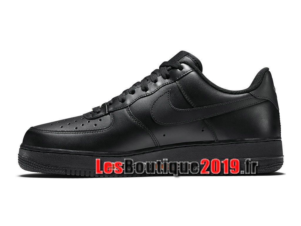 Nike Air Force 1 Low Chaussures Nike Sportswear Pas Cher Pour Homme Noir 315122-001