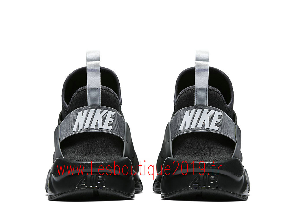 sports shoes 329cd 3fdc4 ... Nike Air Huarache Ultra Chaussures Officiel Running Pas Cher Pour Homme  Gris Noir 819685 004 ...