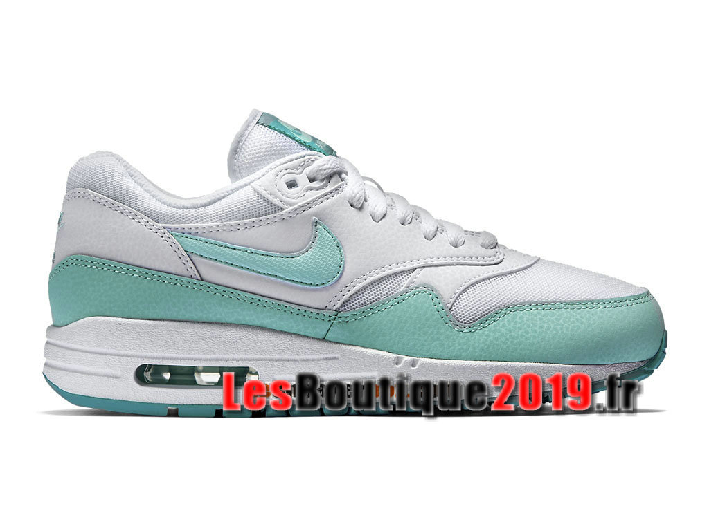 new arrival 77371 16728 Nike Air Max 1 87 Essential Green White Men´s Nike BasketBall Shoes 599820  ...