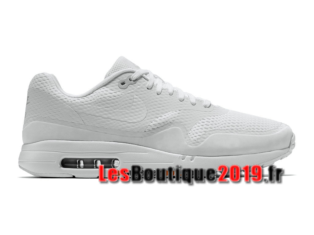 pretty nice 545d5 aebef Nike Air Max 1 Ultra Essential White Men´s Nike BasketBall Shoes  819476-107iD ...