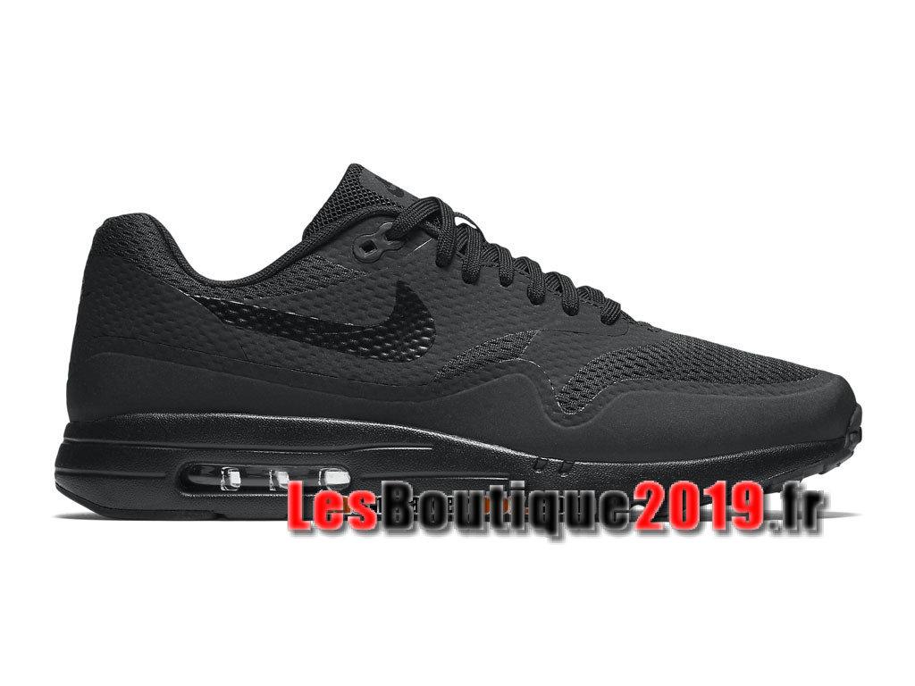 Nike Air Max 1 Ultra Essential Noir Chaussures de BasketBall Pas Cher Pour Homme 819476 001 1809070744 Achetez de Chaussure de Baskets ! Nike en