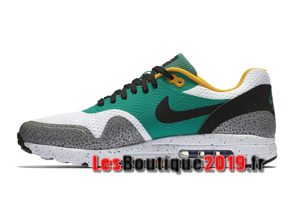 5ebd9efde4b ... Nike Air Max 1 Ultra Essential Vert Gris Men´s Nike BasketBall Shoes  819476- ...
