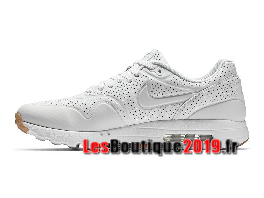 official photos 411a4 6f058 ... Nike Air Max 1 Ultra Moire White Men´s Nike BasketBall Shoes 705297-111  ...