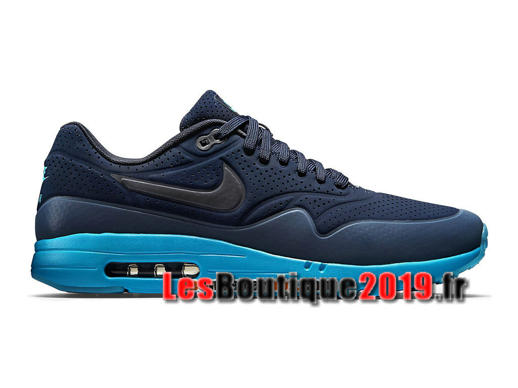 new product e698c d5890 Nike Air Max 1 Ultra Moire Blue Men´s Nike Running Shoes 705297-400 ...