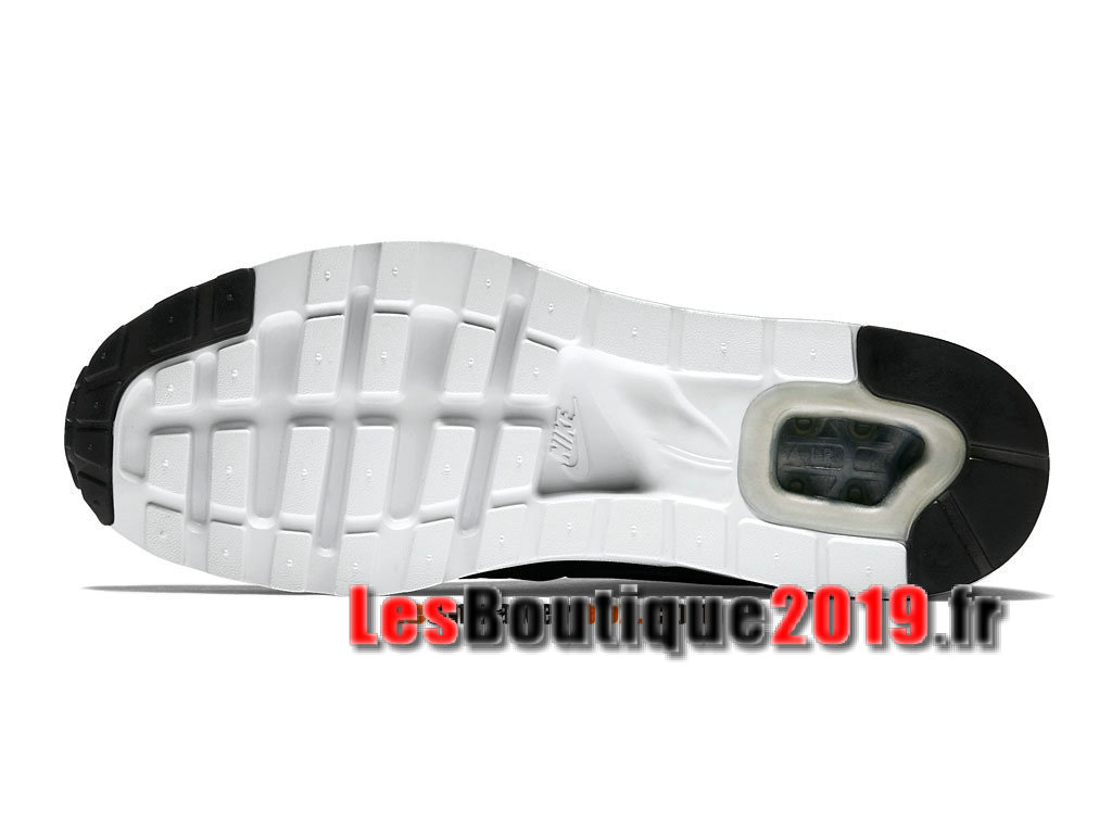 huge discount f16e6 e15ab ... Nike Air Max 1 Ultra Moire CH Black White Men´s Nike Running Shoes  724390 ...