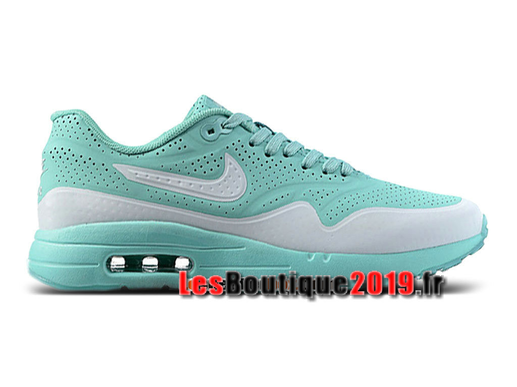 online store bf24d 85f44 Nike Air Max 1 Ultra Moire iD GS Green White Women´s Kids´