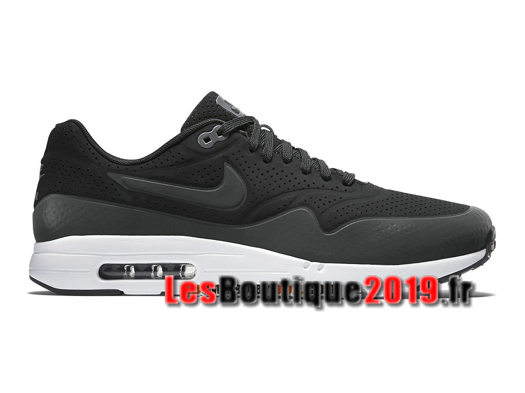the best attitude aa48f 6072c Nike Air Max 1 Ultra Moire Black White Men´s Nike Running Shoes 705297- ...