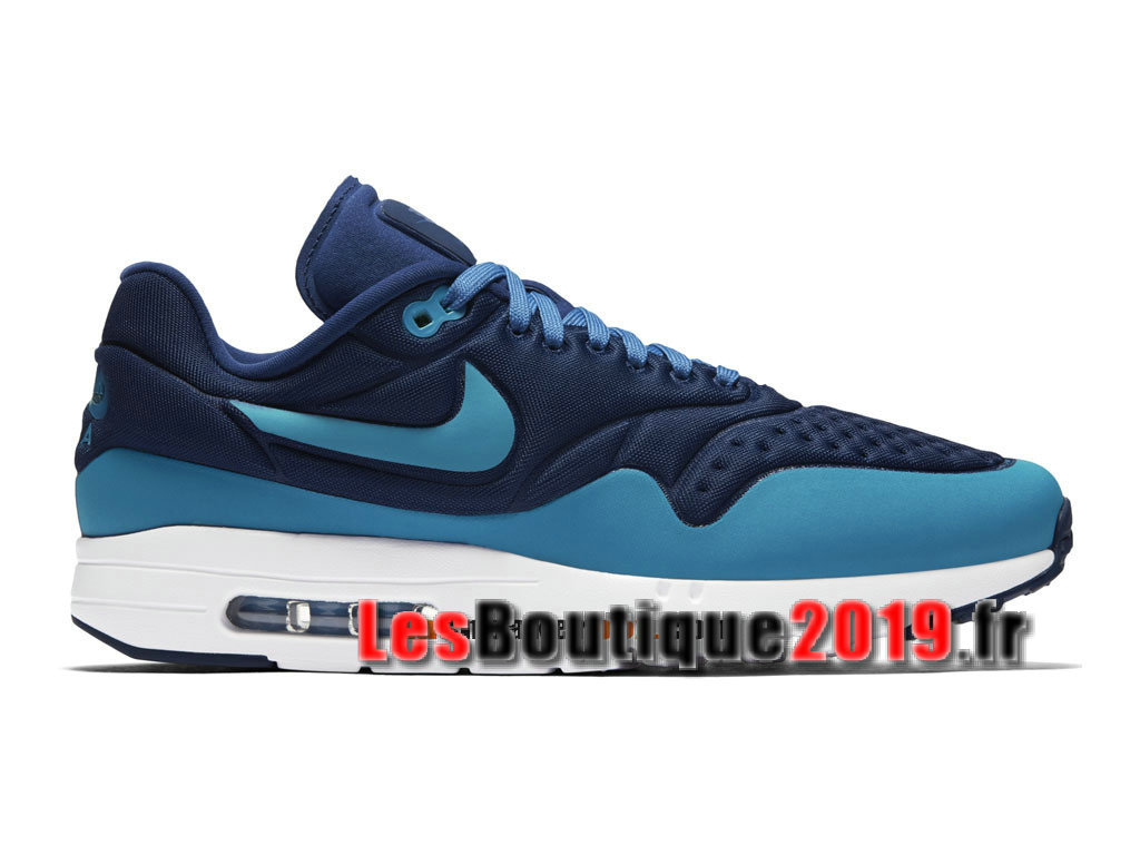 d58d656b22 Nike Air Max 1 Ultra SE Blue Black Men´s Nike BasketBall Shoes 845038- ...