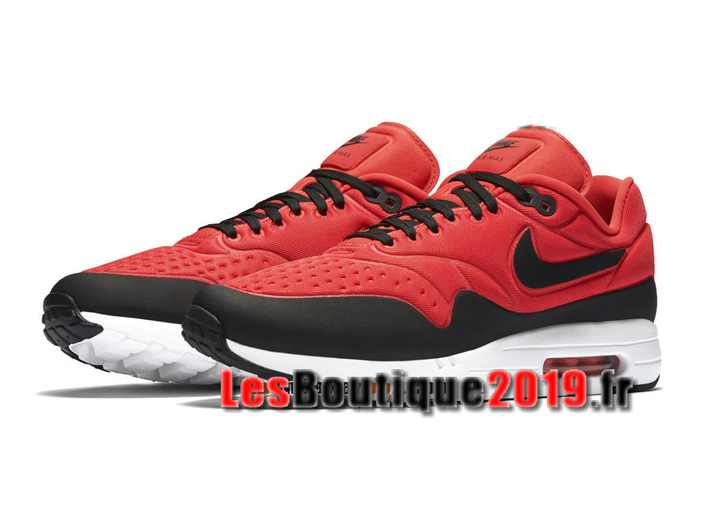 0386223bdd ... Nike Air Max 1 Ultra SE Red Black Men´s Nike BasketBall Shoes 845038-