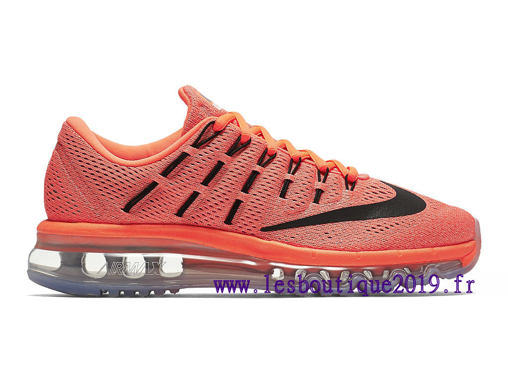 404d625183c Nike Air Max 2016 Red Black Women´s Nike Running Shoes 806772 800