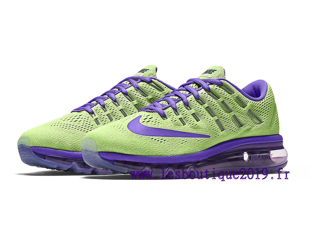 best loved b39c8 f648b ... Nike Air Max 2016 Green Women´s Nike Running Shoes 807237 305 ...