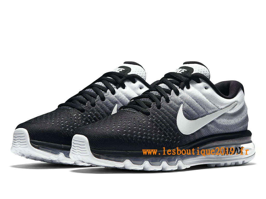 0bbab86d0bb ... Nike Air Max 2017 Men´s Nike Running Shoes Black White 849559 010 ...