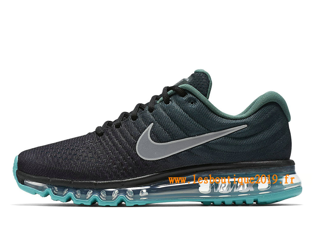 Nike Air Max 2017 Chaussures Nike Running Pas Cher Pour Homme Vert Blanc 849559_002