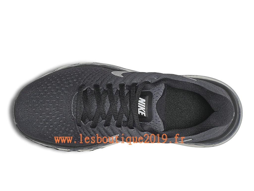 factory price 2a1f5 faf7f ... Nike Air Max 2017 GS Black White Women´sKids´s Nike Running ...