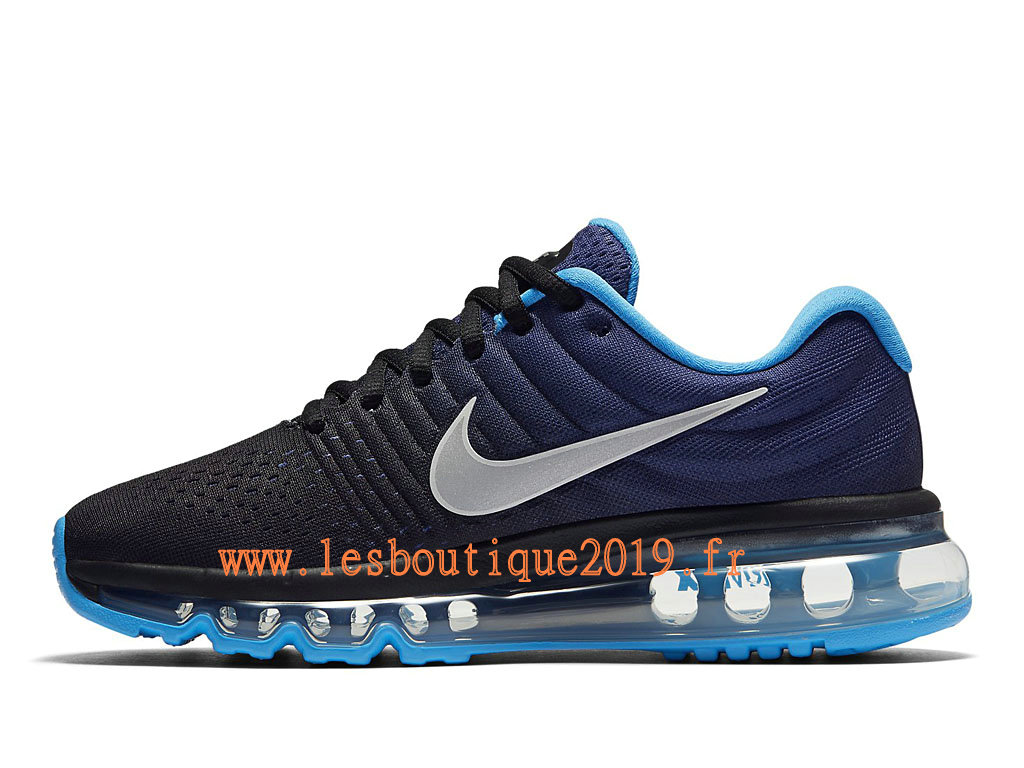 best sneakers 03683 e1924 ... Nike Air Max 2017 GS Black Blue Women´s Kids´s Nike Running ...