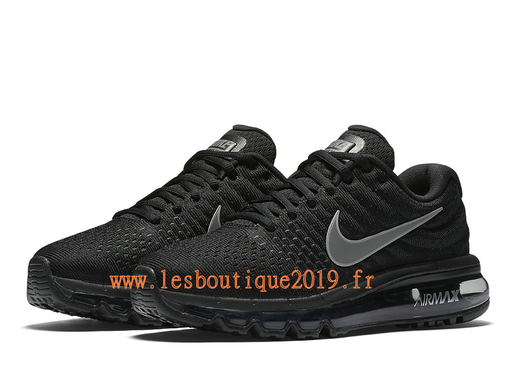 698d2a23a6b1 ... Nike Air Max 2017 GS Black Women´s/Kids´s Nike Running Shoes ...