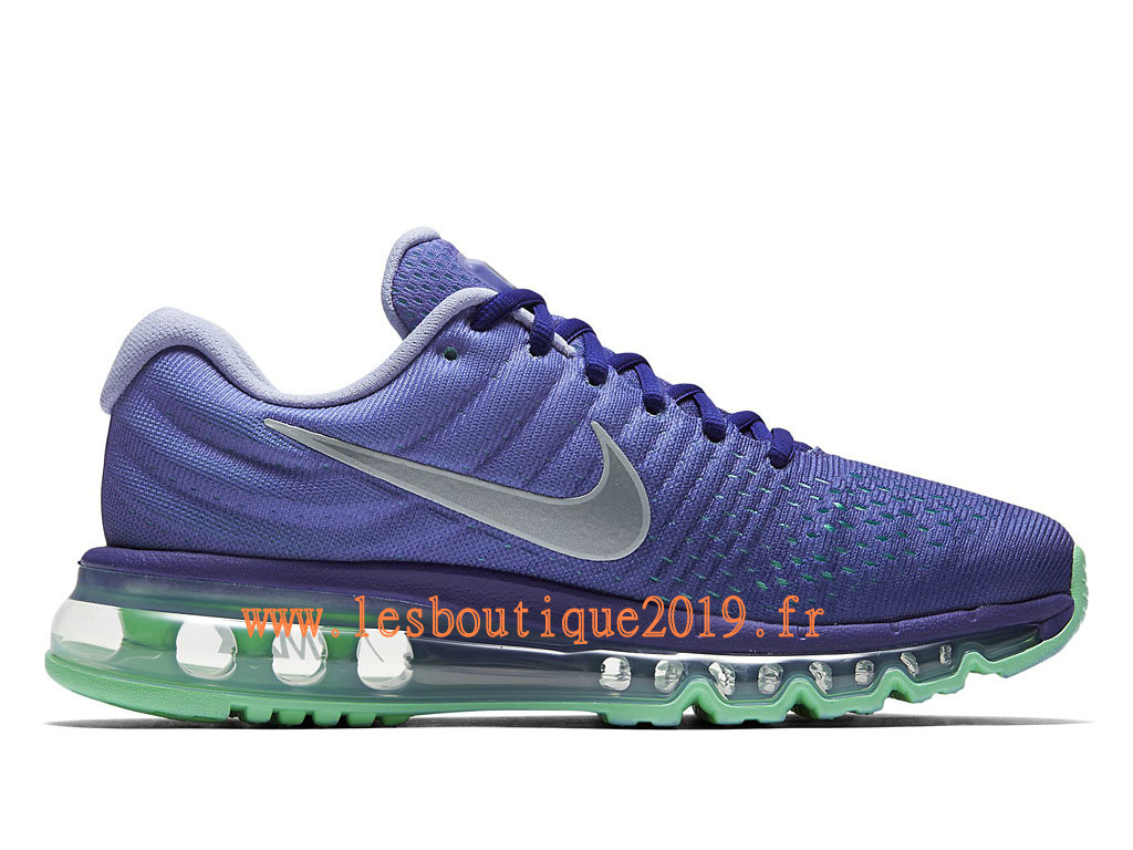 Nike Air Max 2017 GS Violet Chaussures Nike Running Pas Cher Pour Femme/Enfant 849560_402
