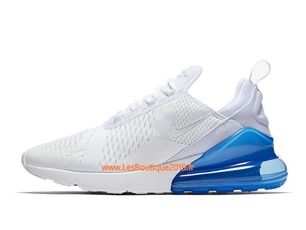 online store a221c b3073 ... Nike Air Max 270 White Blue Men´s Nike Running Shoes ...
