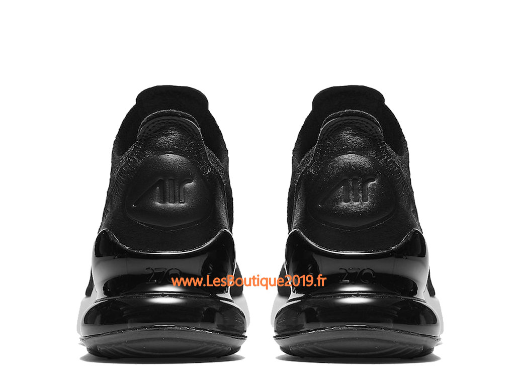 e69d3102974e8 ... Nike Air Max 270 Flyknit Black White Men´s Nike BasketBall Shoes AH6803- 001