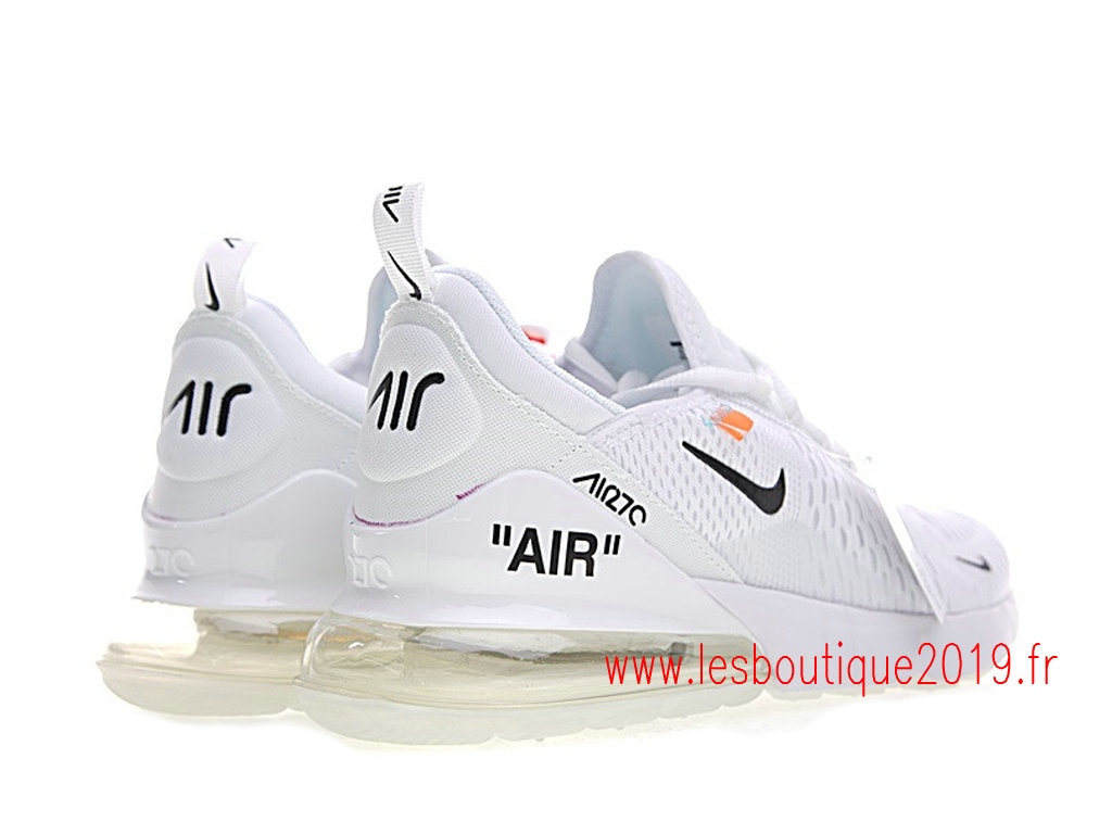 ac74d0dcdbf0 ... Nike Air Max 270 GS White Black Women´s Nike Running Shoes AH8050-100
