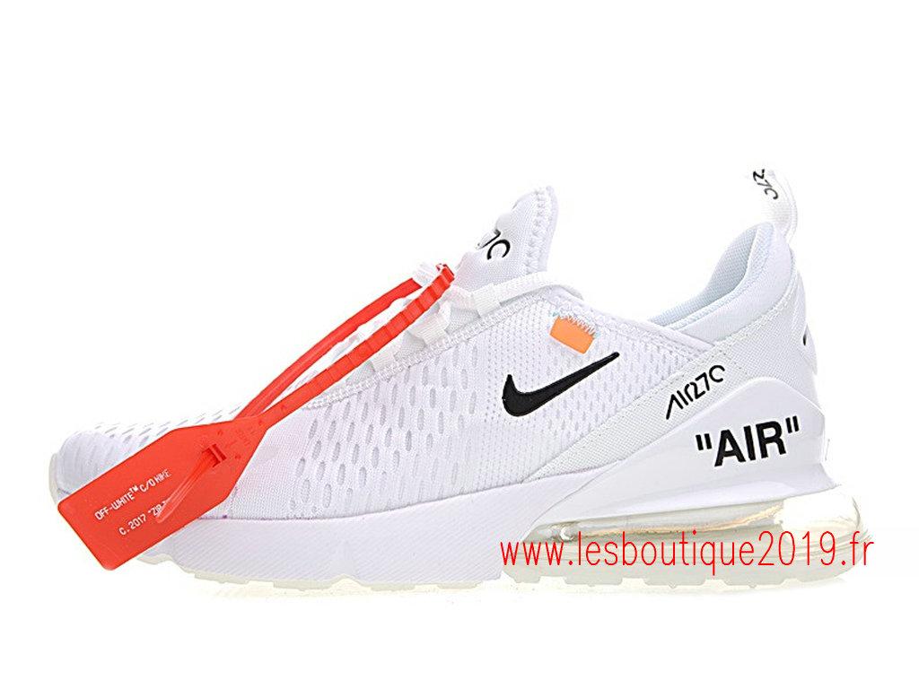 check out 575ab 884b5 Nike Air Max 270 GS White Black Women´s Nike Running Shoes AH8050-100 ...