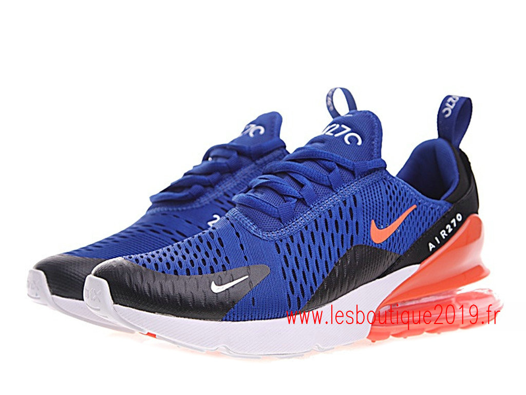new arrival f23fe 4c3ee ... Nike Air Max 270 GS Blue Black Women´s Nike Running Shoes ...