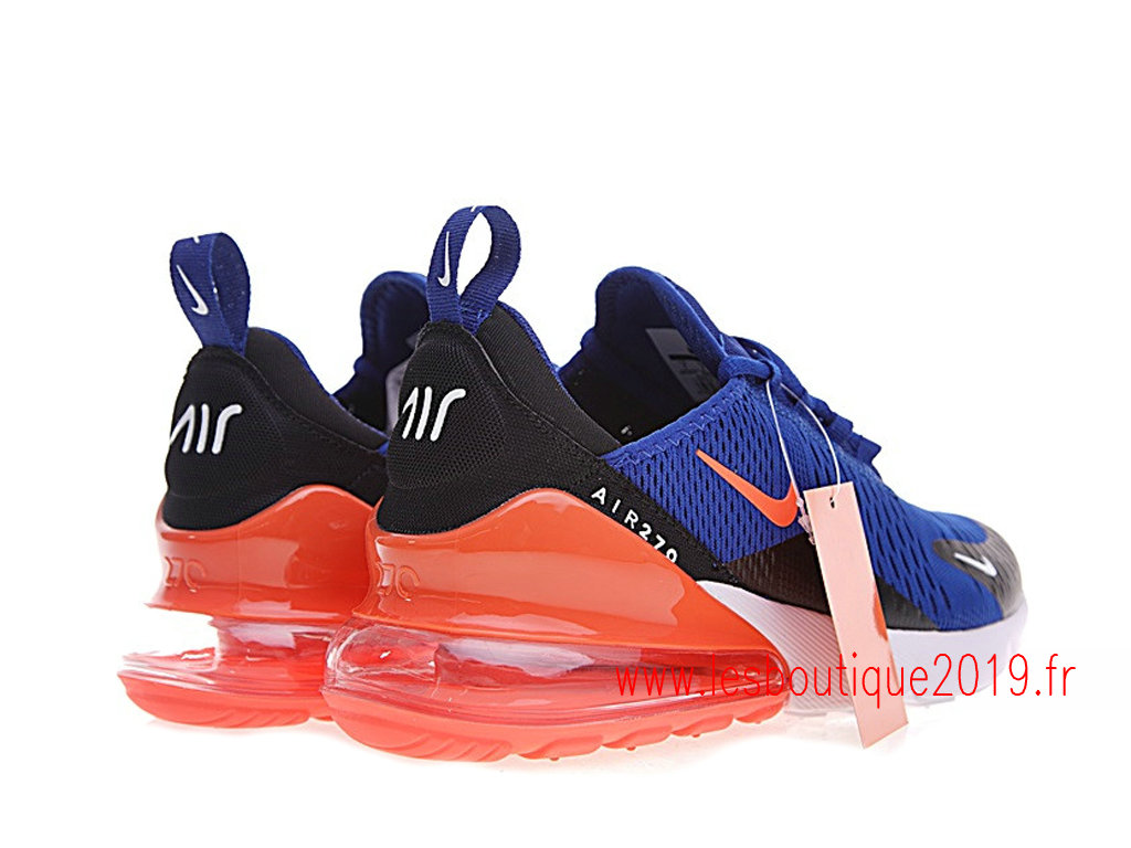 1288b2a0517 Nike Air Max 270 GS Blue Black Women´s Nike Running Shoes AH8050-460 ...