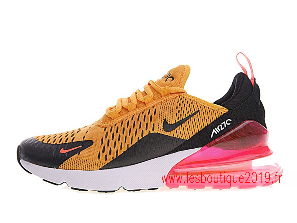 wholesale dealer cfbbb fdbc5 Nike Air Max 270 GS Jaune Black Women´s Nike Running Shoes AH8050-706