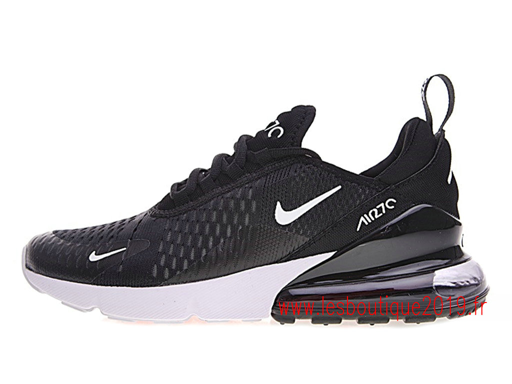 new concept 79b54 f5dac Nike Air Max 270 GS Black White Women´s Nike Running Shoes ...