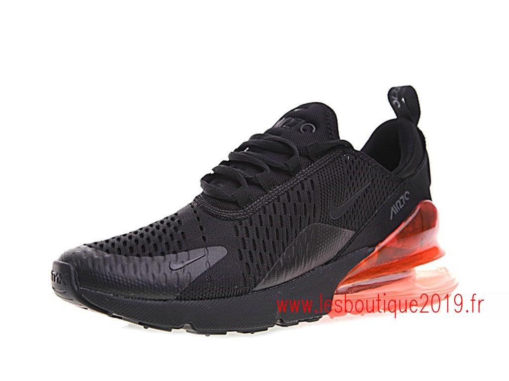 8191700f734 Nike Air Max 270 GS Black Pink Women´s Nike Running Shoes AH8050-016 ...