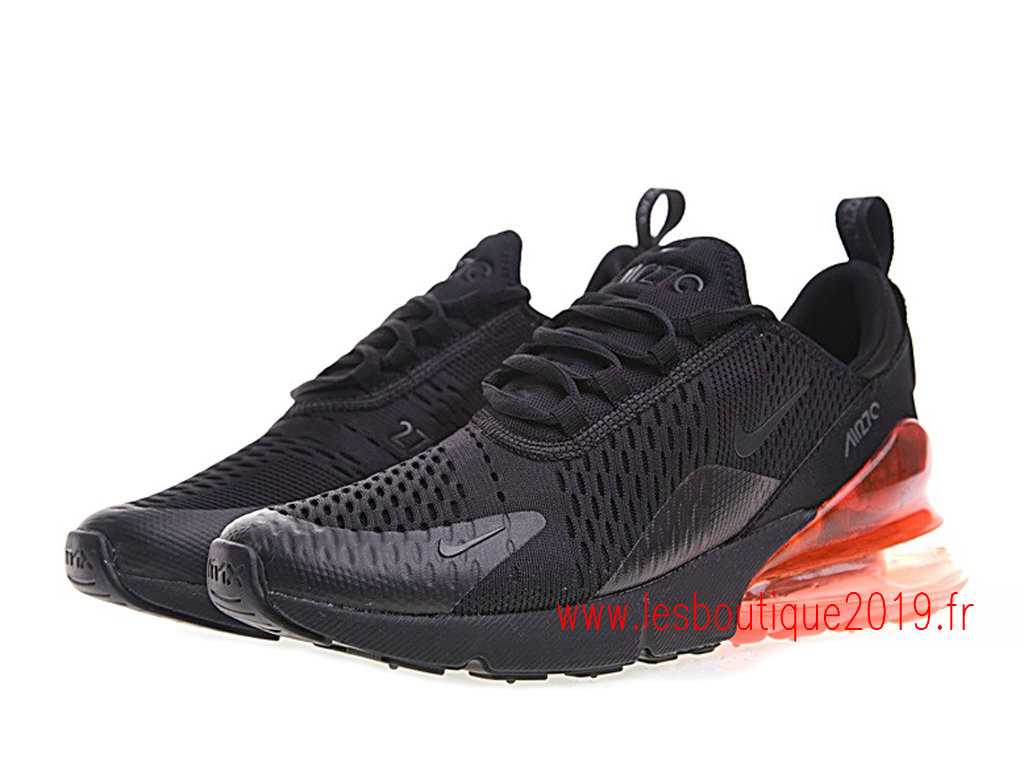 40fd9acd67f Nike Air Max 270 GS Black Pink Women´s Nike Running Shoes AH8050-016 ...