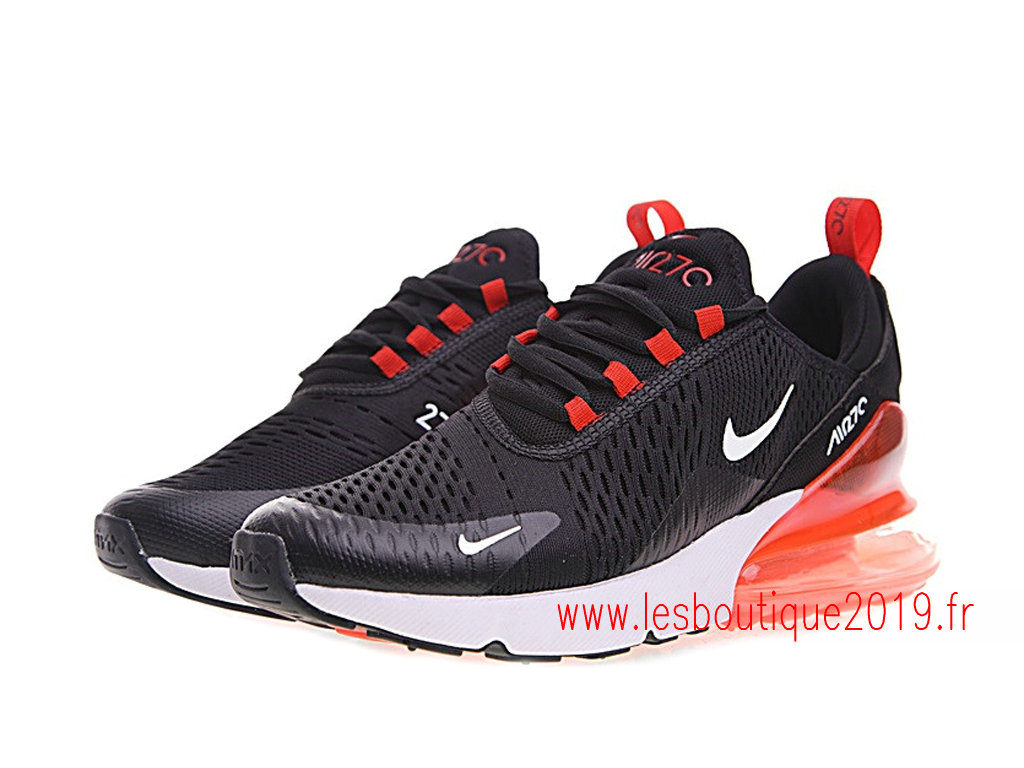super popular d796b fc81a ... Nike Air Max 270 GS Black Red Women´s Nike Running Shoes ...
