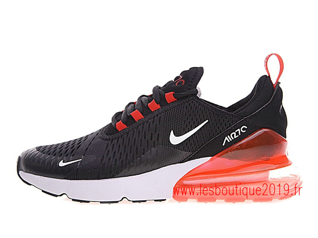 5e98fad170 Nike Air Max 270 GS Black Red Women´s Nike Running Shoes AH8050-006 ...