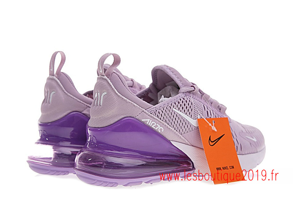 half off 95037 1efc6 ... Nike Air Max 270 GS Pourpre Women´s Nike Running Shoes AH8050-510