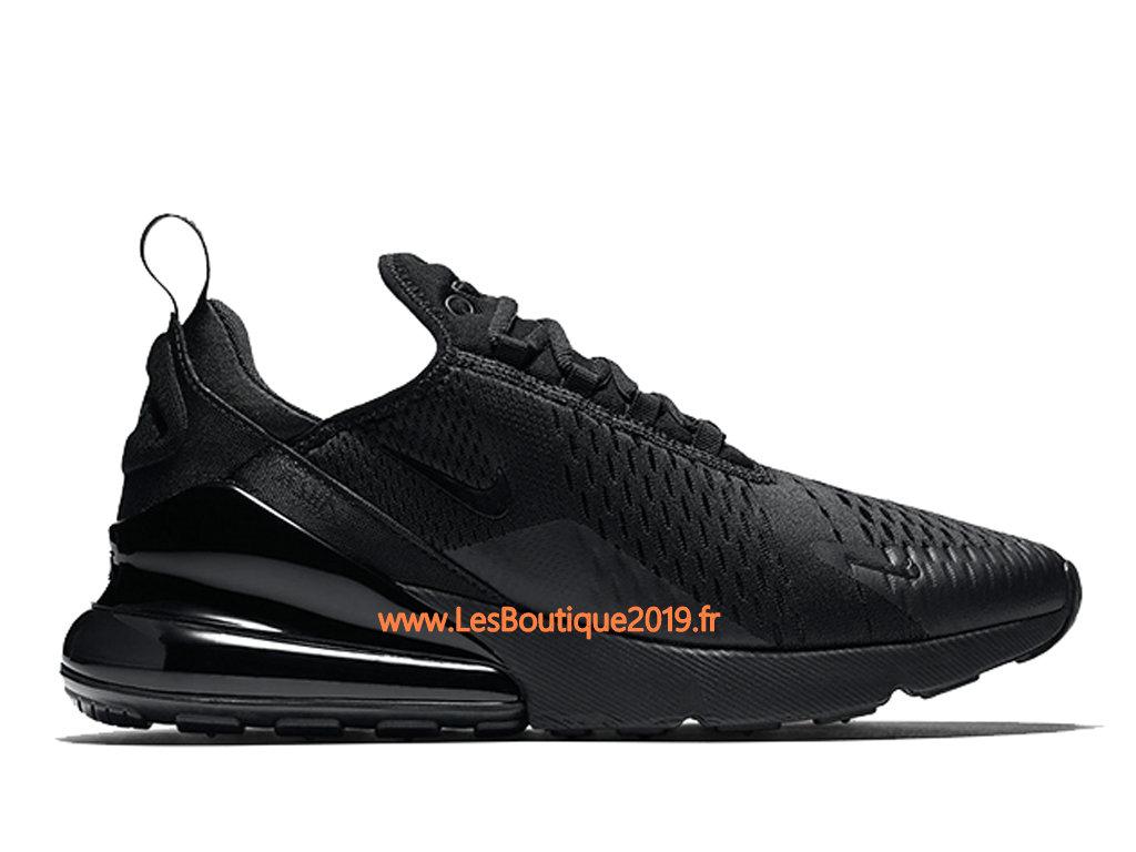 Nike Air Max 270 Noir Chaussure Officiel Prix Pas Cher Pour Homme AH8050-005 ...