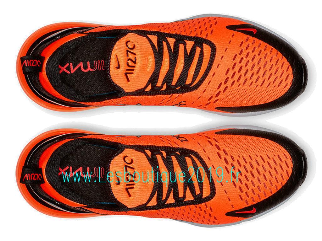 online store 6fd2d 3aaec ... Nike Air Max 270 Orange Chile Red Men´s Officiel 2019 Shoes BV2517-800  ...